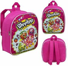 Shopkins School Bag Girls Junior Nursery Backpack