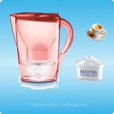 Años de paquete Brita Marella Cool rojo red tetera con 12 Maxtra + extra zaini's