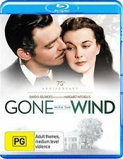 Gone With The Wind (Blu-ray, 2014) NEW