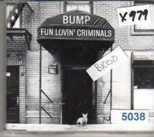 (CL511) Fun Lovin' Criminals, Bump - 2001 DJ CD