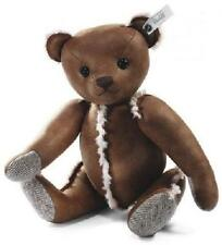 NEW STEIFF Selection JOINTED TEDDY BEAR Brown Ltd Ideal Christmas Gift 025884