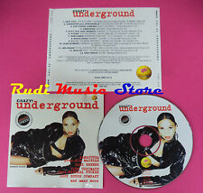 CD CRAZY!UNDERGROUND VOL 36 Compilation KAMASUTRA EARL BENNET no mc vhs dvd(C39)