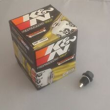 Vauxhall Redtop Engine 2.0L C20LET K&N Oil Filter + Magnetic Sump Plug