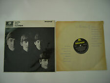 With The Beatles Mono LP EMI PMC 1206 Original Label, Excellent Vinyl Plays A1+
