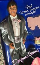 "BARBIE'S HANDSOME FRIEND ""PERFUME GIVING KEN"" NEW! from 1987 NRFB! Item #4554"