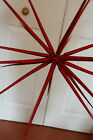 New 60 cm's glitter covered Sputnik 3D Star Christmas Xmas Hanging Decoration