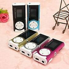 Brand New digital Mp3 Player ipod LCD Display & LED Torch - Memory card /TF Slot