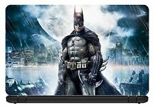 15.6 inch Batman Arkham Knight-Laptop/Vinyl Skin/Decal/Sticker/Cover-LBM02