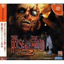 (Used) Dreamcast The House of the Dead 2 [Japan Import] ((Free Shipping))
