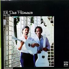 El Duo Flamenco - Spanish Guitar - Jorge & Obo - Soloton LC7573 -Son 272 Digital
