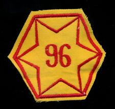 ARVN Collection South Vietnamese Military Vintage Vietnam Patch #79 S-17