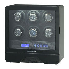 BARRINGTON DIGITAL SIX 6 WATCH WINDER