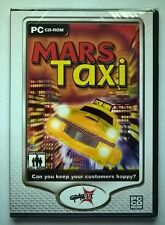 Mars Taxi, PC CD-Rom Game