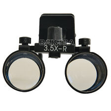 USA SALE 1 Pc Dental Clip on 3.5X-R Loupes Surgical Binocular Magnifier Loupes