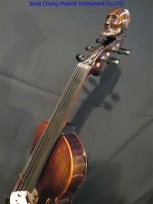 Strad style SONG Brand Concert carving scroll 5 strings violin 4/4 #8113