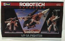 1984 Revell ~ Robotech ~ VF-1A FIGHTER~  ~ Open Box / Open Bags ~ 1:100 scale
