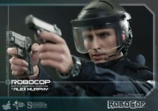 "Hot Toys RoboCop Battle Damaged Version Alex Murphy 12"" 1/6 MMS266"