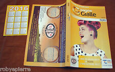 Pagine gialle 2016 2017 Milano 708 pagine seat seatmedia agency guida telefonica