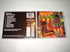 WHIPLASH - Ticket To Mayhem CD - Orig.Roadracer Price Killers 1989 -