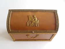 J C VICKERY STATIONERY BOX