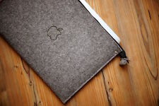 "New MacBook Pro 13"" Retina Sleeve Case - ZIP - WITH HAND BURN APPLE"