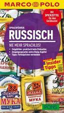 MARCO POLO Sprachführer Russisch (2014, Taschenbuch) UNGELESEN statt 9.99 nur