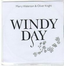 (BY389) Marry Waterson & Oliver Knight, Windy Day - 2011 DJ CD