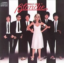 Blondie - Parallel Lines  (CD, Jul-1994, Chrysalis Records)