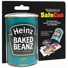 Cash Safe Baked Beanz Beans Safe Can Storage Novelty Gift Safecan Money Hidden