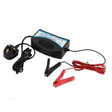 Streetwize 12v en coche goteo cargador de batería para pequeñas baterías de plomo-ácido