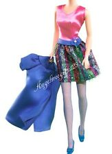 Barbie Reproduction stacey night lightning outfit silkstone royalty complete