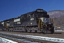 Norfolk Southern GE Dash 9-40C DECALS HO163