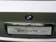 BMW E36 3er LIMOUSINE TOURING COMPAKT  KOFFERRAUMLEISTE EDELSTAHL CHROM NEU