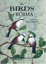 The Birds of Burma - Bertram E Smythies