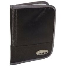 Samsonite Travel Accessories RFID Passport Travel Wallet - Black - 49497-1041