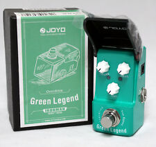 Joyo JF-319 Green Legend Overdrive Mini Guitar Effects Pedal