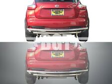 BGT11-16 JUKE AWD ONLY REAR DOUBLE LAYER BUMPER PROTECTOR GUARD S/S
