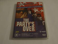 THE PARTY'S OVER DVD *BARGAIN PRICE*