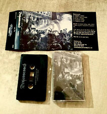 Dispossessed ‎- Besieged CASSETTE TAPE - Doom Metal - NEW