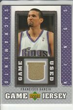 FRANCISCO GARCIA JERSEY 2007-08 UPPER DECK