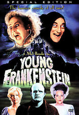 YOUNG FRANKENSTEIN Gene Wilder Marty Feldman Teri Garr Mel Brooks DVD NEW