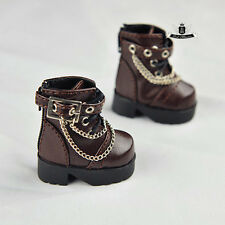 Yosd Shoes 1/6 BJD Tiny Yosd Punk Short boots Dollfie DREAM DOD Luts Dollmore DZ