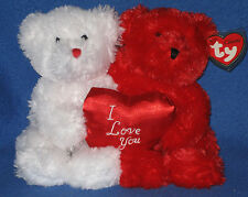 TY CLASSIC PLUSH - TRULY YOURS the BEAR SET - MINT with MINT TAGS