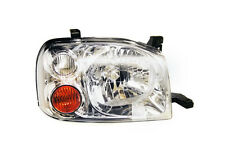 Front Headlight/Headlamp Electric R/H For Nissan Navara D22 2.5TD 11/01>ON DEPO