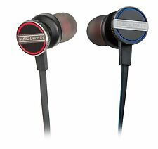 Musical Fidelity EB33 Inear Earphones Headphones With Mic High Performance