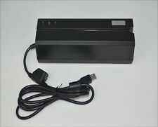 MSR606  HiCo  Magnetic Magstripe Card Reader/Writer  encoder Com. MSR206