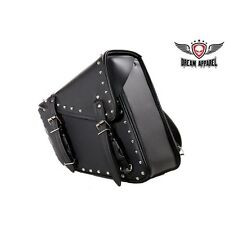 Universal Fitting Motorcycle Right Side Solo Bag Heat and Water Resistant