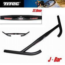 TITEC handlebar J Bar 31.8 660mm ,Multi Position ,best for MTB,Touring