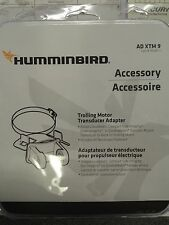 Humminbird 7400871 AD XTM 9 Trolling Motor transducer mounting Adapter