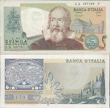 2.000 LIRE GALILEO DEC.22/10/1976 FIOR DI STAMPA
